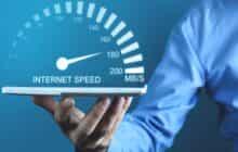 سرعت اینترنت ایران و جهان