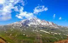 کوه ساوالان سنددار میشود