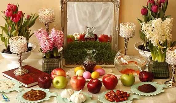 سفرهی هفت برکت، هفت سین آذربایجانیها