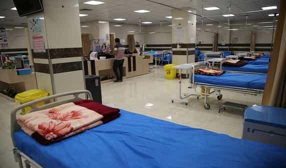 بیمارستانهای آذربایجانشرقی آمادگی مقابله با موج جدید کرونا را دارند
