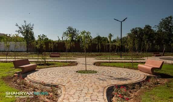 پارک حیدربابا، از آتش سودجویان تا تکهای از باغشهر
