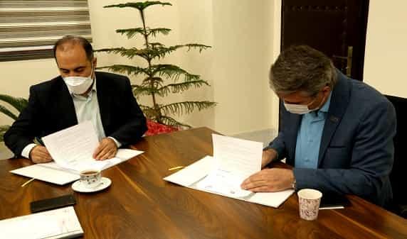 گسترش همکاری های دوجانبه پارک علم و فناوری آذربایجان شرقی و سازمان نظام مهندسی ساختمان استان