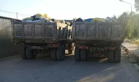 ۷۵ درصد نحوه جمعآوری زباله در تبریز غیراصولی است