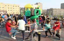 شهردار: ۵۳ پارک محلهای در تبریز احداث شد