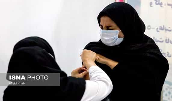 استقبال کم تبریزیها از واکسیناسیون شبانه