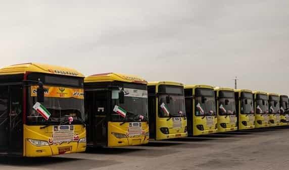 آمادگی ناوگان اتوبوسرانی در صورت بازگشایی مدارس