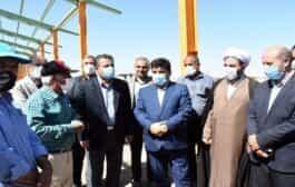 بهره برداری از بزرگترین گاوداری مولد شیری در آذربایجان شرقی