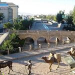 ایجاد کاربری های گردشگری در پل قاری و حاشیه مهرانه رود