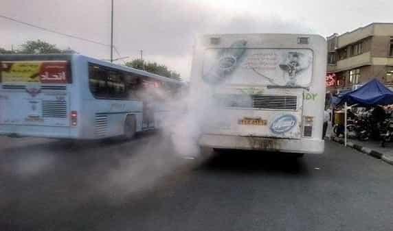 انتقال پایانه اتوبوسرانی راسته کوچه