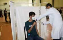 ۴۱ درصد دانش آموزان آذربایجان غربی واکسن کرونا دریافت کرده اند